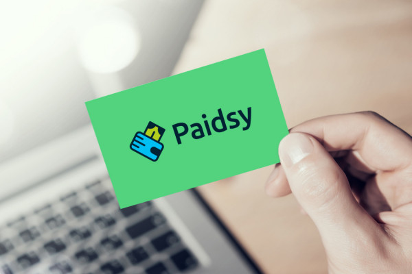 Sample branding #2 for Paidsy