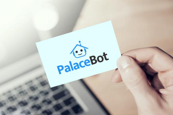 Sample branding #3 for Palacebot