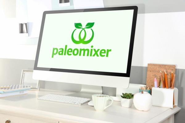 Sample branding #3 for Paleomixer