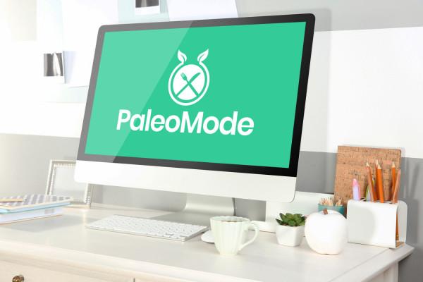 Sample branding #1 for Paleomode