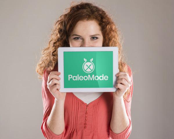 Sample branding #3 for Paleomode