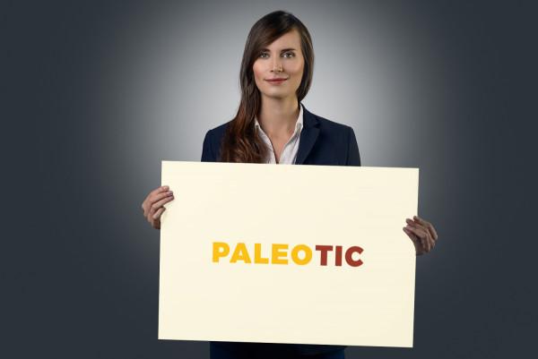 Sample branding #3 for Paleotic