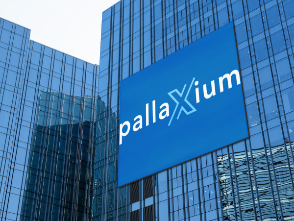 Sample branding #3 for Pallaxium