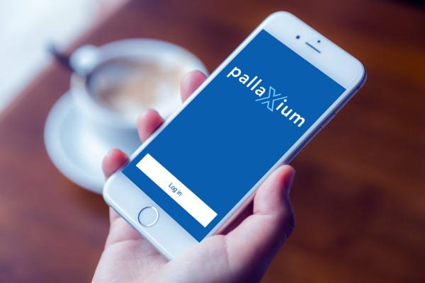 Sample branding #1 for Pallaxium