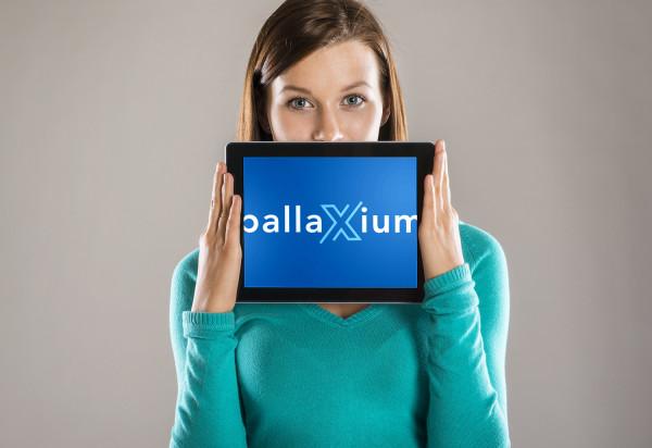 Sample branding #2 for Pallaxium