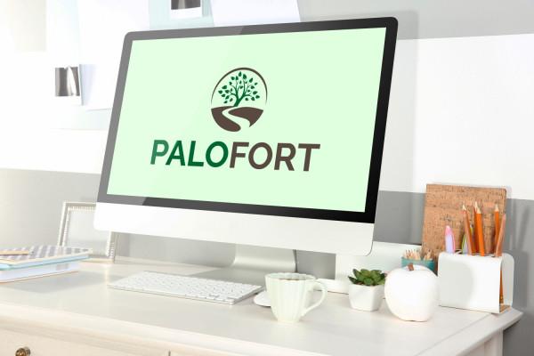 Sample branding #2 for Palofort