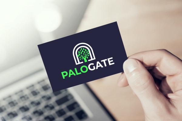Sample branding #3 for Palogate