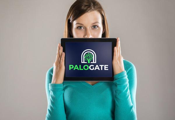 Sample branding #1 for Palogate