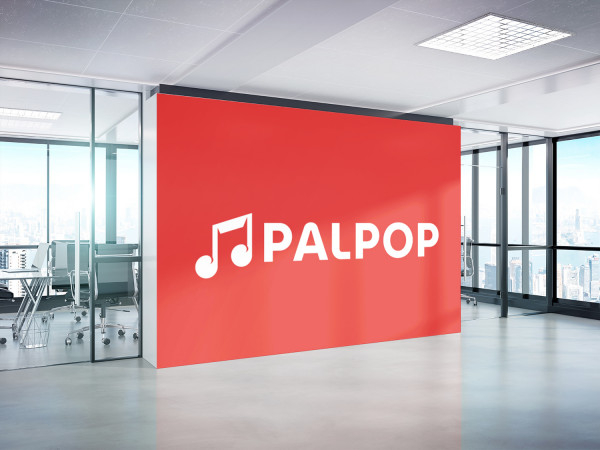 Sample branding #3 for Palpop