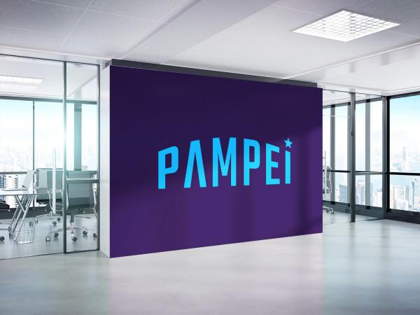Sample branding #1 for Pampei
