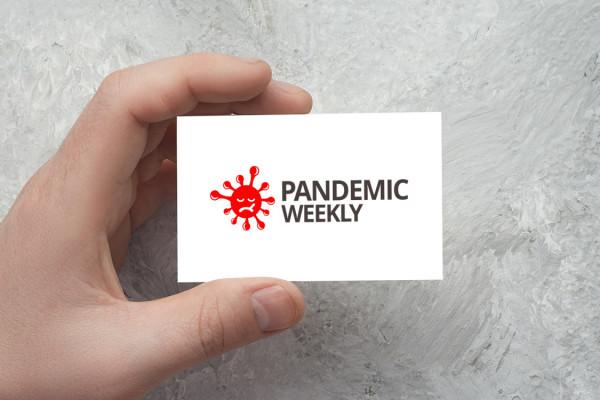 Sample branding #2 for Pandemicweekly