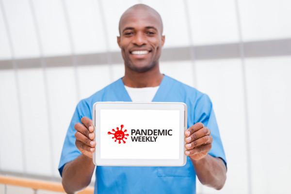 Sample branding #1 for Pandemicweekly