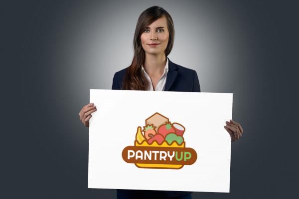 Sample branding #3 for Pantryup