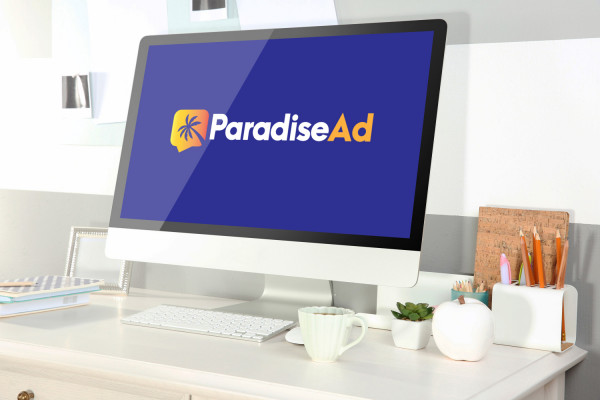 Sample branding #1 for Paradisead