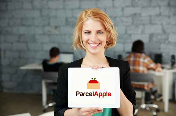 Sample branding #3 for Parcelapple