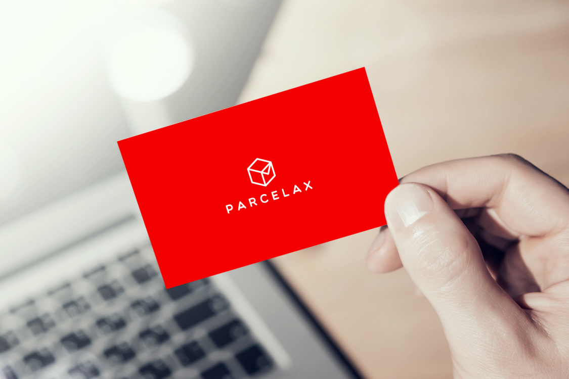 Sample branding #3 for Parcelax
