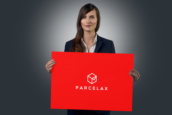 Sample branding #2 for Parcelax