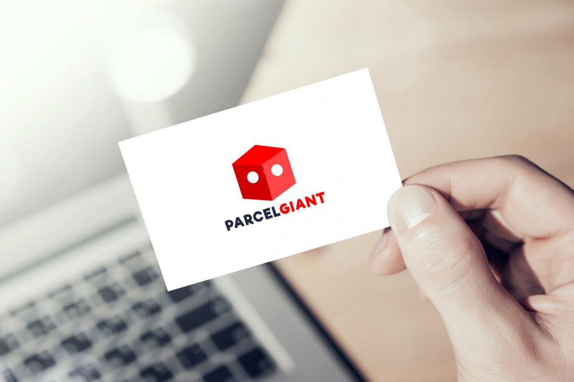 Sample branding #2 for Parcelgiant