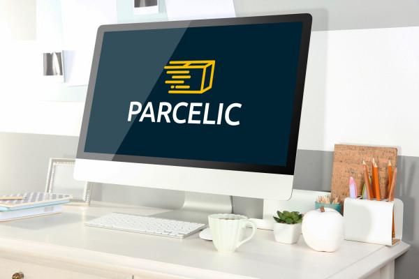 Sample branding #2 for Parcelic