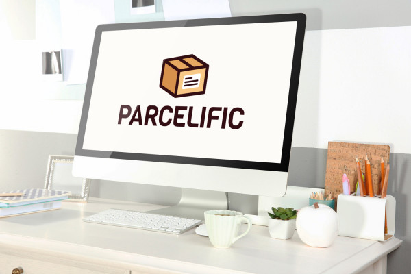 Sample branding #2 for Parcelific