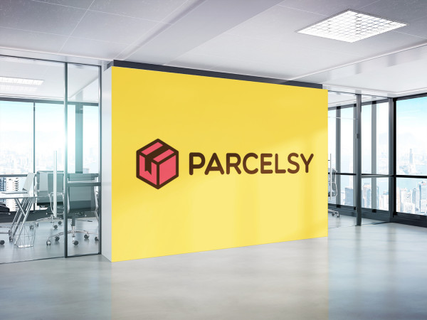 Sample branding #1 for Parcelsy
