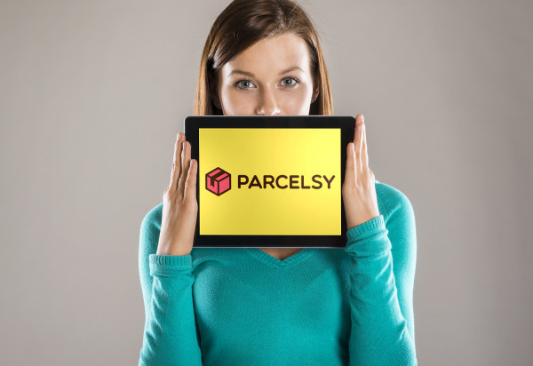 Sample branding #3 for Parcelsy