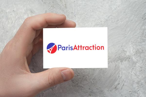 Sample branding #2 for Parisattraction