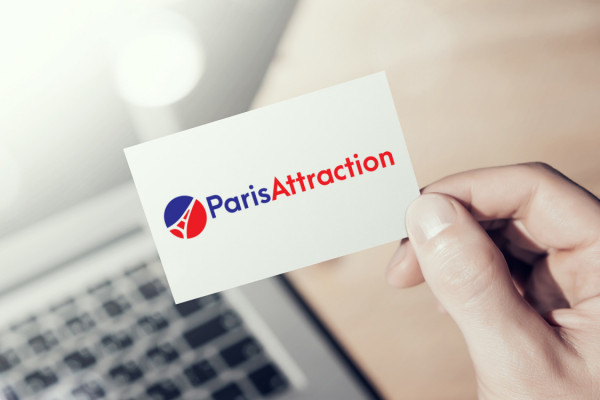 Sample branding #1 for Parisattraction