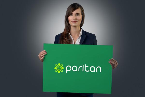 Sample branding #2 for Paritan