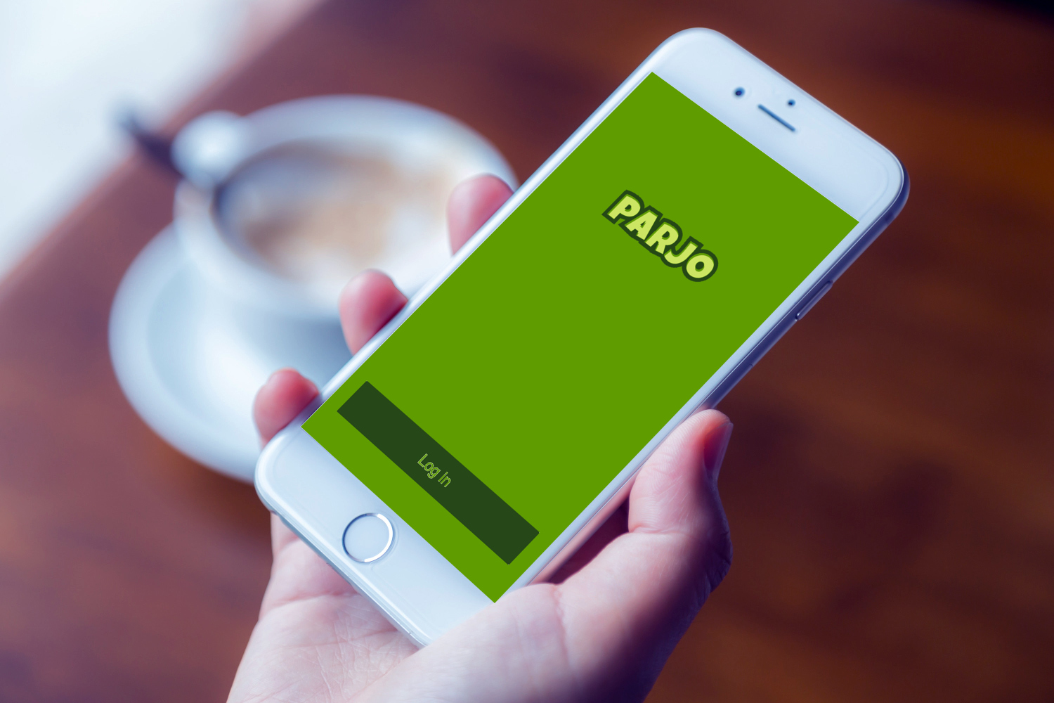 Sample branding #1 for Parjo
