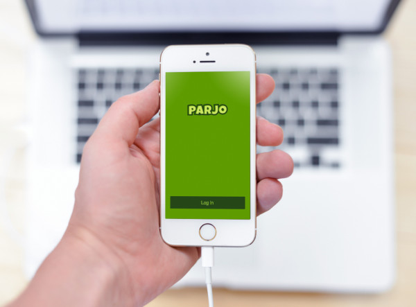 Sample branding #1 for Parjo