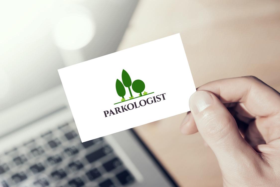 Sample branding #1 for Parkologist