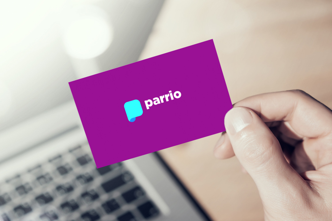 Sample branding #2 for Parrio