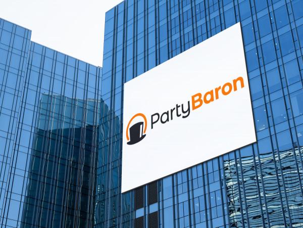 Sample branding #3 for Partybaron