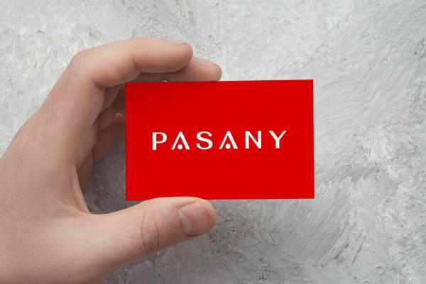 Sample branding #3 for Pasany