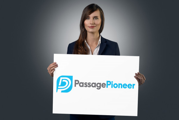 Sample branding #1 for Passagepioneer