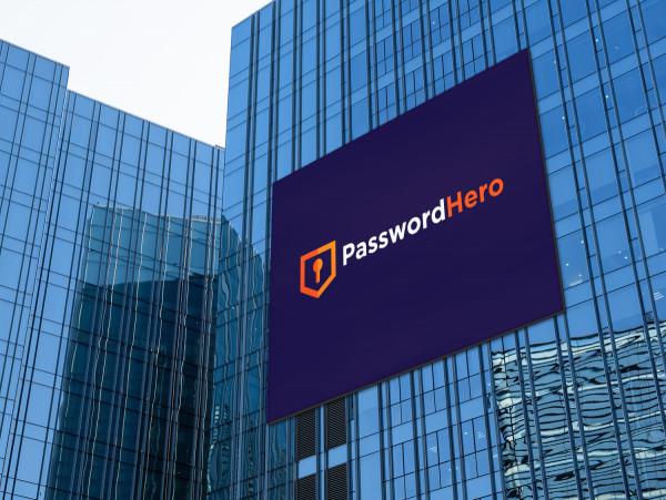 Sample branding #2 for Passwordhero