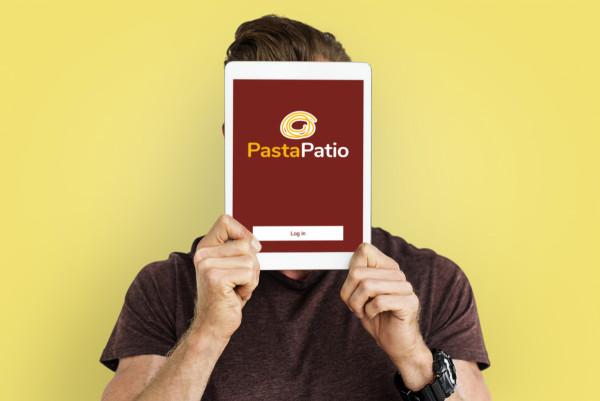 Sample branding #2 for Pastapatio