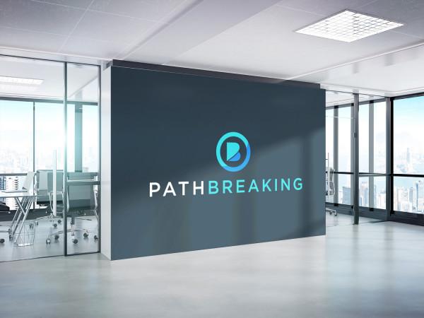 Sample branding #2 for Pathbreaking