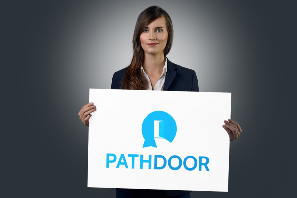 Sample branding #1 for Pathdoor