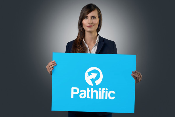 Sample branding #2 for Pathific