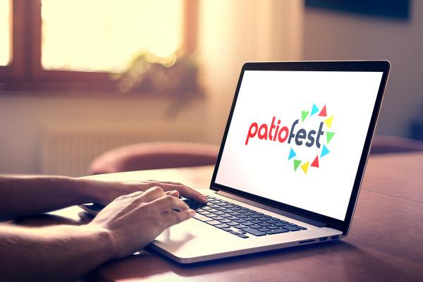 Sample branding #1 for Patiofest