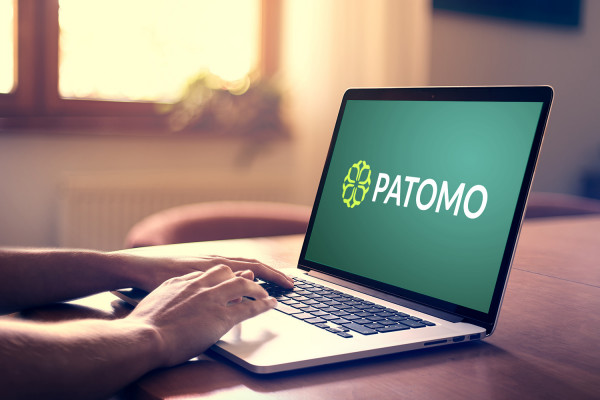 Sample branding #1 for Patomo