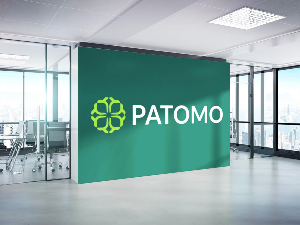 Sample branding #2 for Patomo