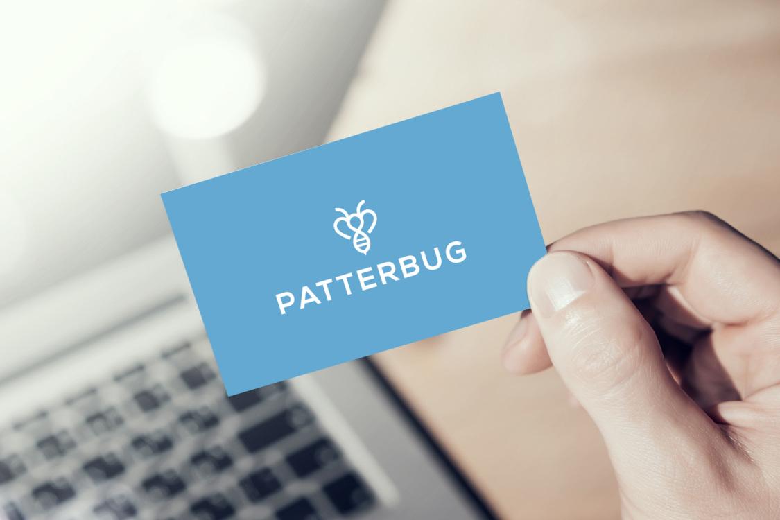 Sample branding #1 for Patterbug