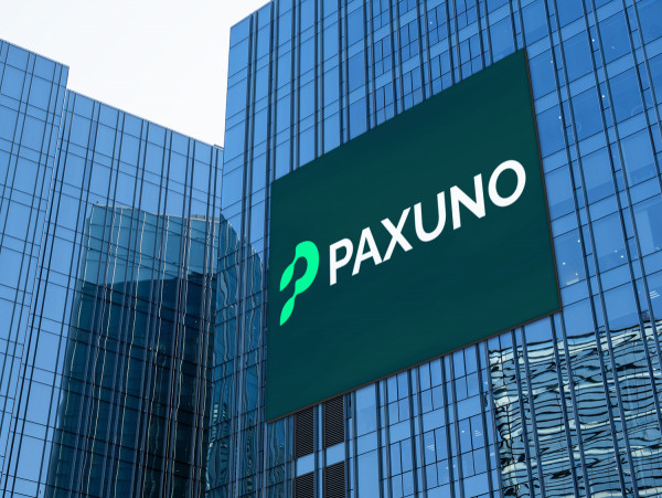 Sample branding #1 for Paxuno