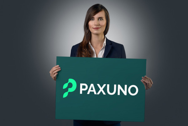 Sample branding #2 for Paxuno