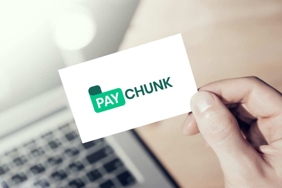 Sample branding #3 for Paychunk