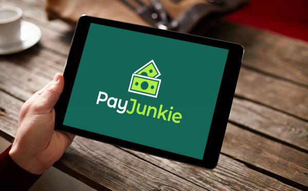 Sample branding #2 for Payjunkie