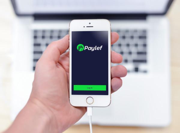 Sample branding #3 for Paylef